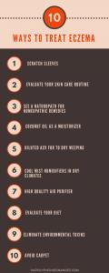Ten Ways to Treat Eczema My Top Ten Tips for Relief