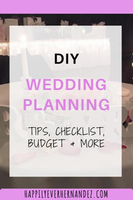 DIY Wedding Planning How to Plan a Wedding Mr. & Mrs. Sign
