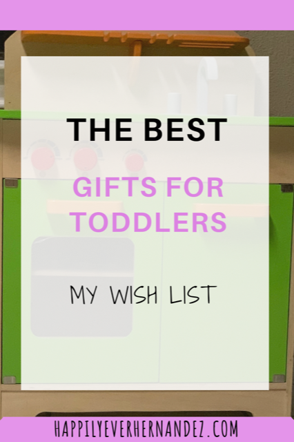 Best Gifts for Toddlers Hape Play Kitchen