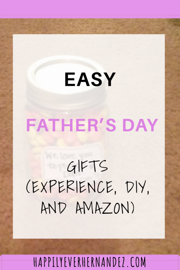 easy fathers day gifts mason jar