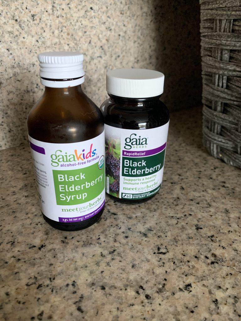 natural remedies elderberry