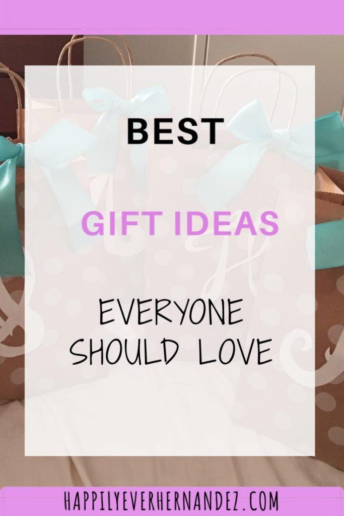 best gift ideas pinnable
