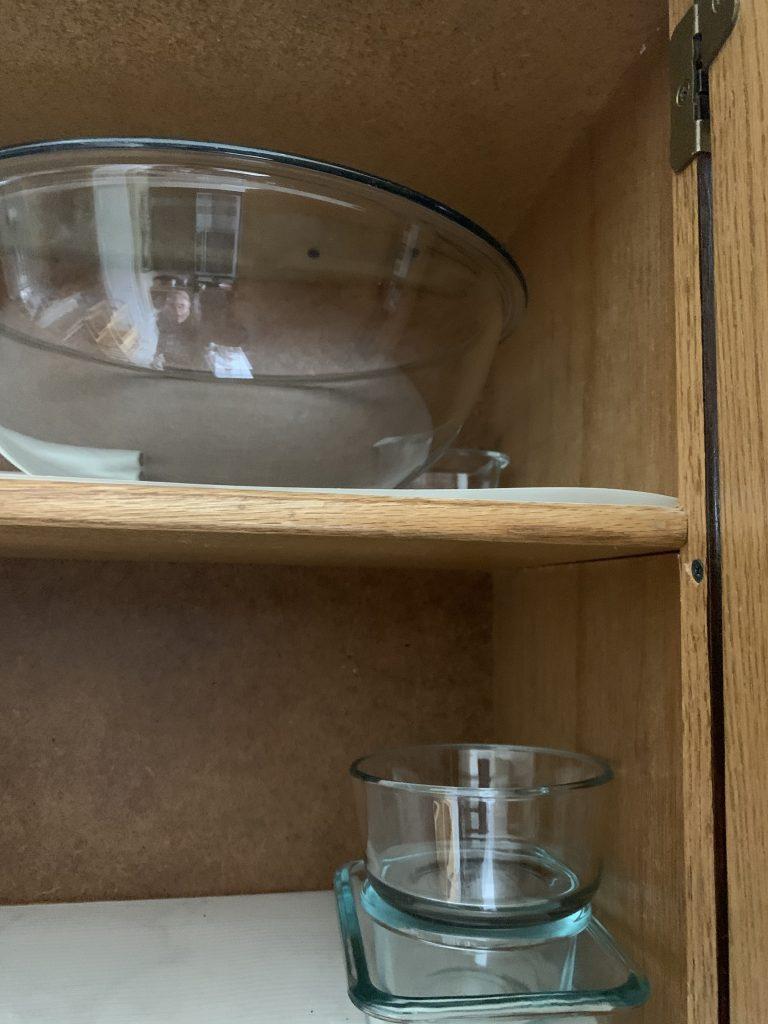 kitchen tupperware