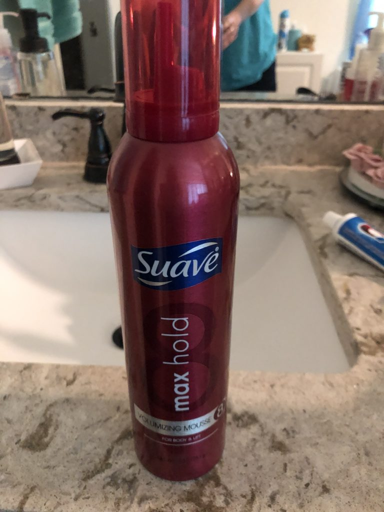 beauty products hair